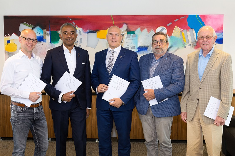 Verlenging samenwerking om Lelystad als riviercruisebestemming te versterken