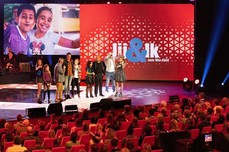 'Jij&Ik voor War Child' vanuit Lelystad opnieuw een succes
